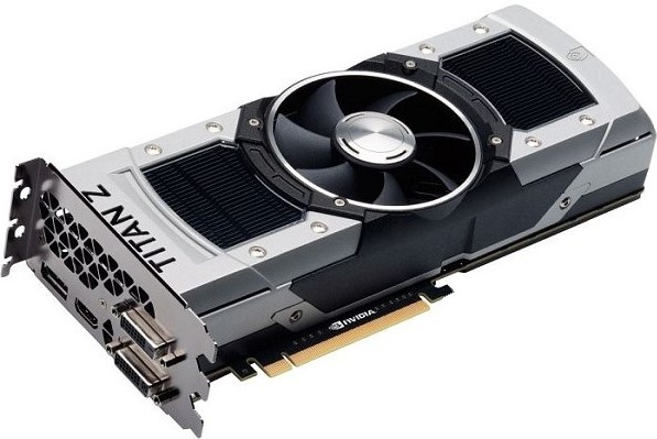 Корпус Nvidia Geforce gtx titan-Z