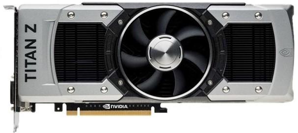 Корпус Nvidia Geforce gtx titan Z