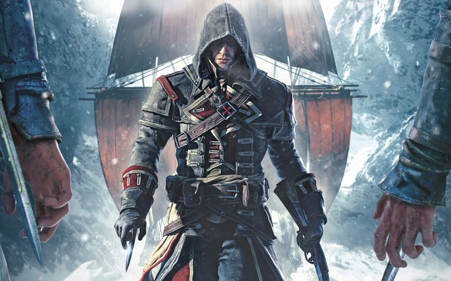 Assasin's Creed Rogue