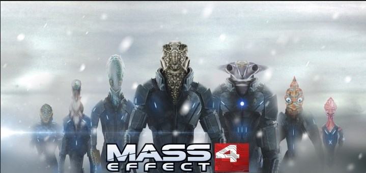 Mass Effect 4 New Age