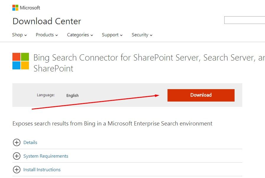 Скачать Search Connector