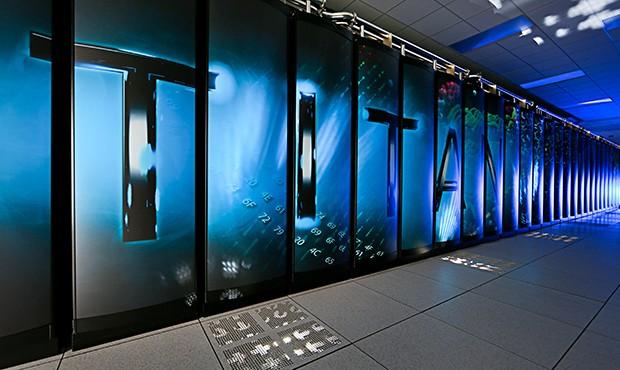 Суперкомпьютер Cray Titan