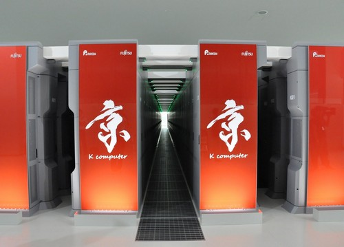 Суперкомпьютер K computer