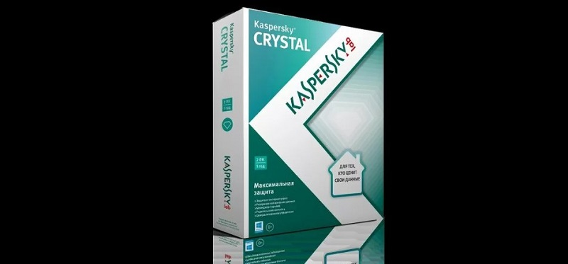 Активация Kaspersky Crystal