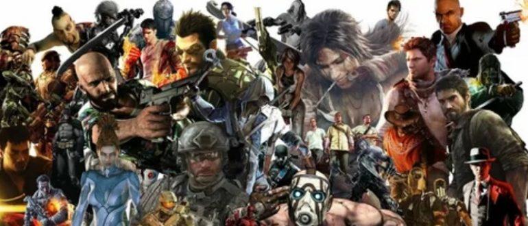 Самые ожидаемые игры 2014