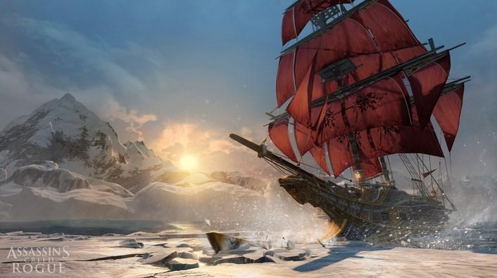 В игре появятся айсберги