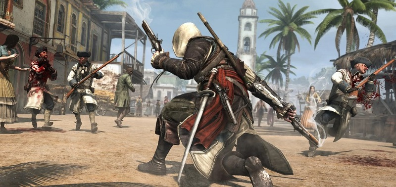 Assasin's Creed Black Flag. Системные требования