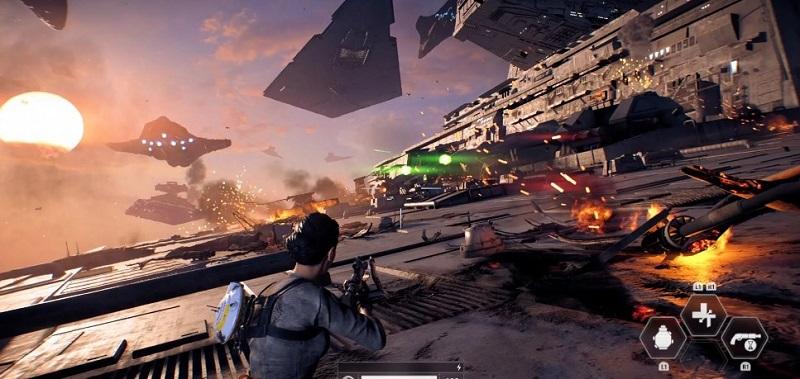 Battlefront. Системные требования