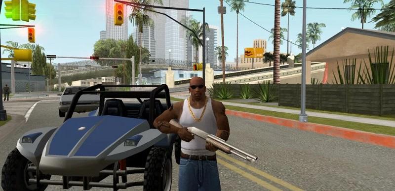 Cистемные требования GTA San Andreas