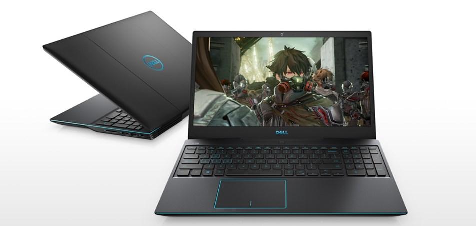 Dell G3 / G5 15 - дешевые игровые ноутбуки с процессорами Intel и AMD