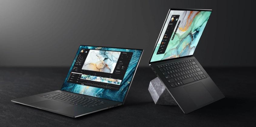 Dell представила новые бизнес-ноутбуки XPS 15 и XPS 17