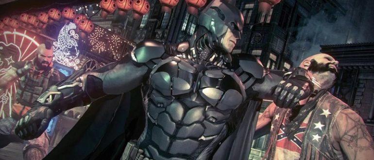 Системные требования Batman: Arkham Knight