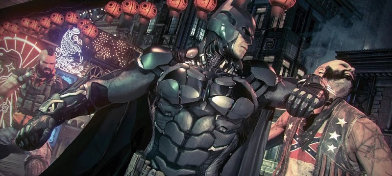 Системные требования Batman: Arkham Knight