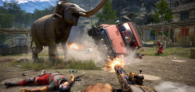 Системные требования игры Far Cry 4