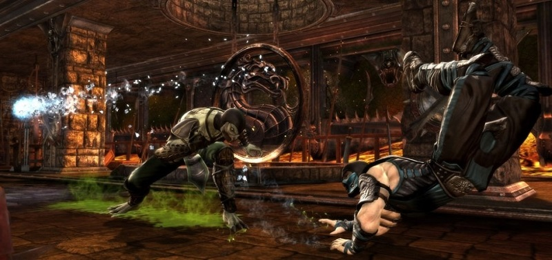 Системные требования Mortal Kombat 2011