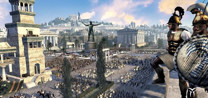 Total War Rome 2. Системные требования
