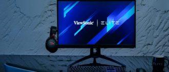 ViewSonic Elite XG270QC